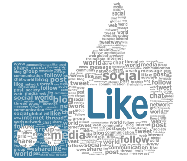 Facebook like button - social commerce/social media for businesses