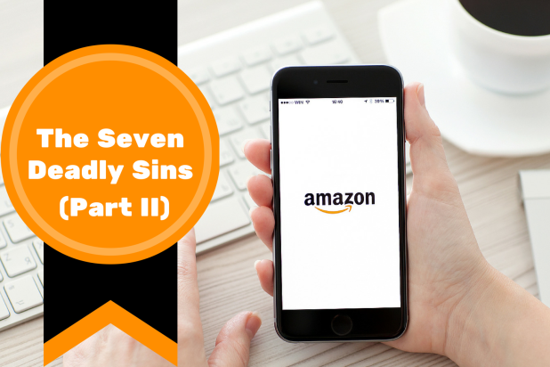 Amazon on mobile device – selling on amazon tips