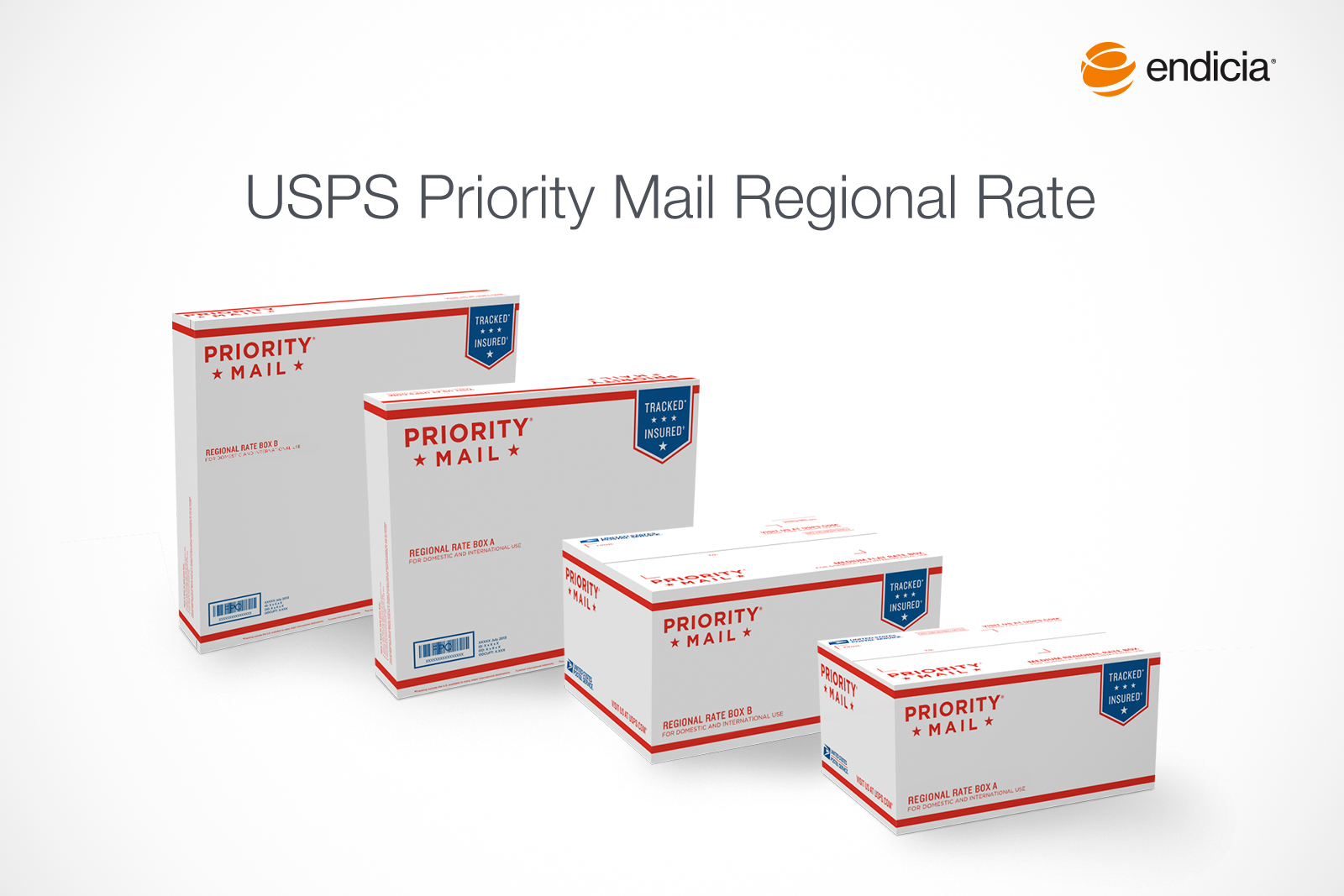 All About Priority Mail Regional Rate Updated With 2018 Rates Online Shipping Blog Endicia